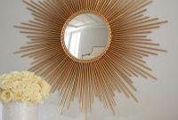 Global Views Thin-Sunray Mirror