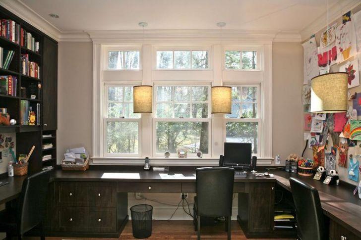 Home Office Lighting With Pendant Lighting Fixtures