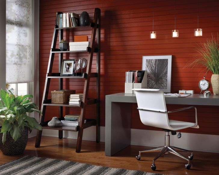 Home Office Lighting with Unique Light Ideas