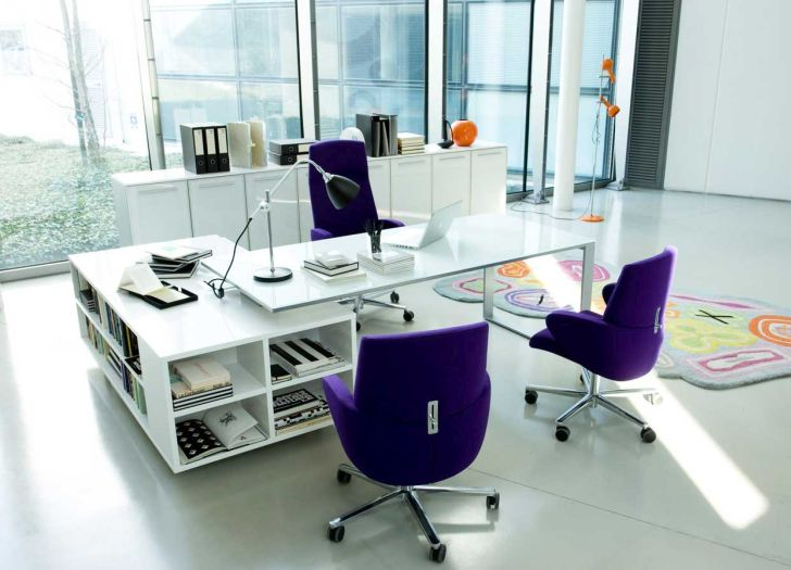 Trends in Office Furniture Design 2015
