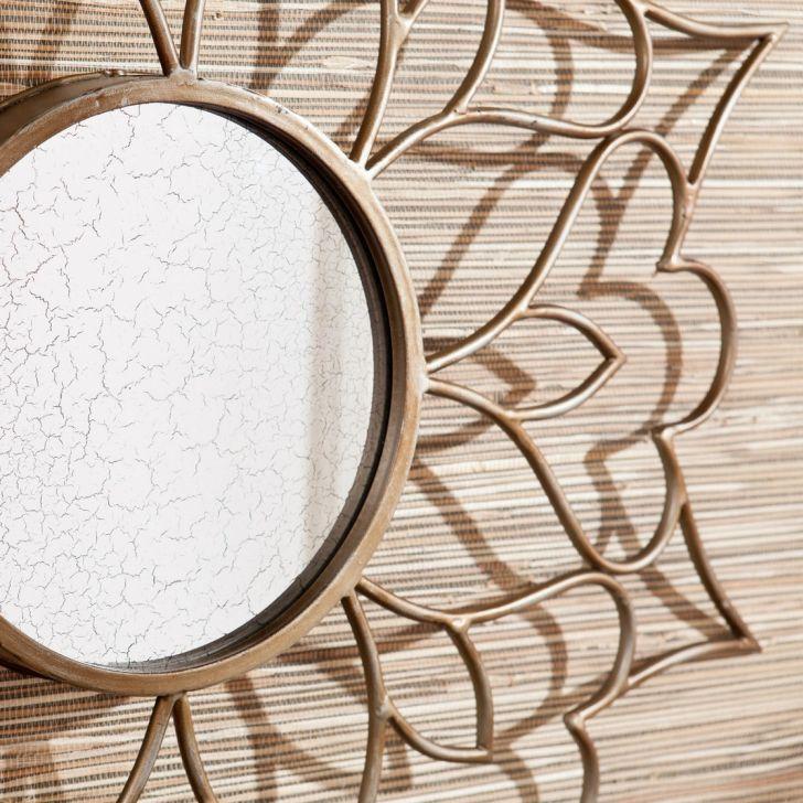 Petal Decorative Mirror