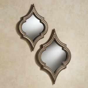 Sanjaya Wall Mirror Set