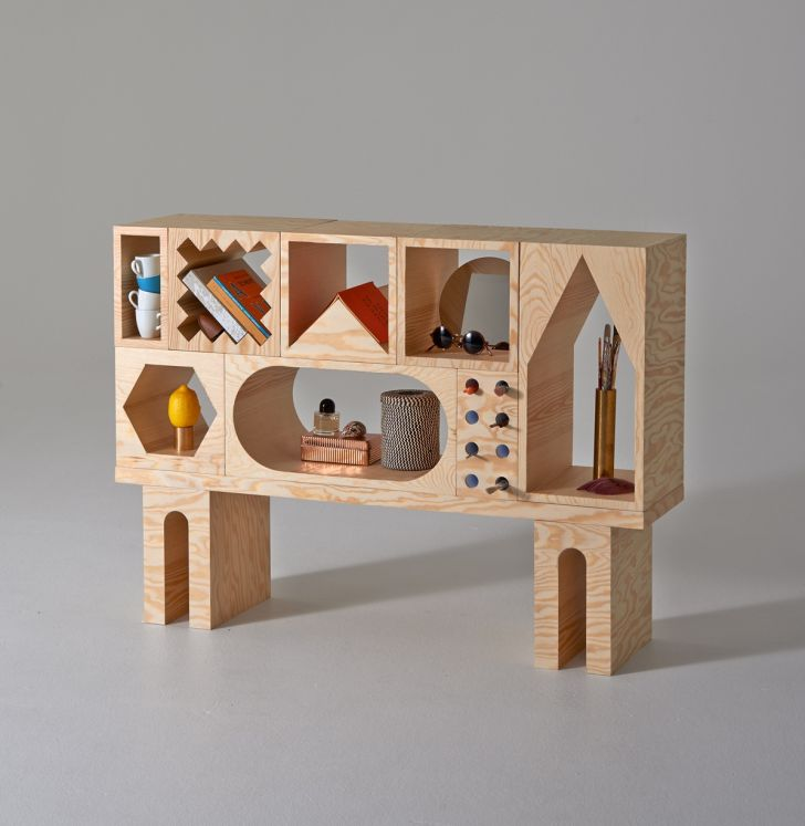 Block Furniture Enhancing Creativity