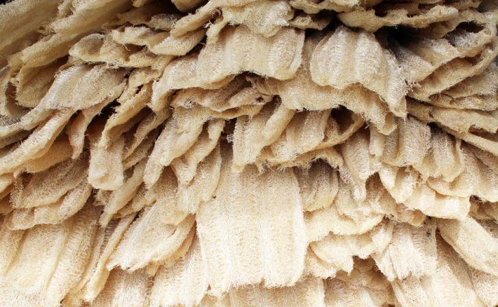 Luffa Fibre Raw Materials