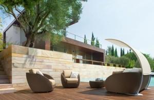 Modern Garden Furniture Architecture