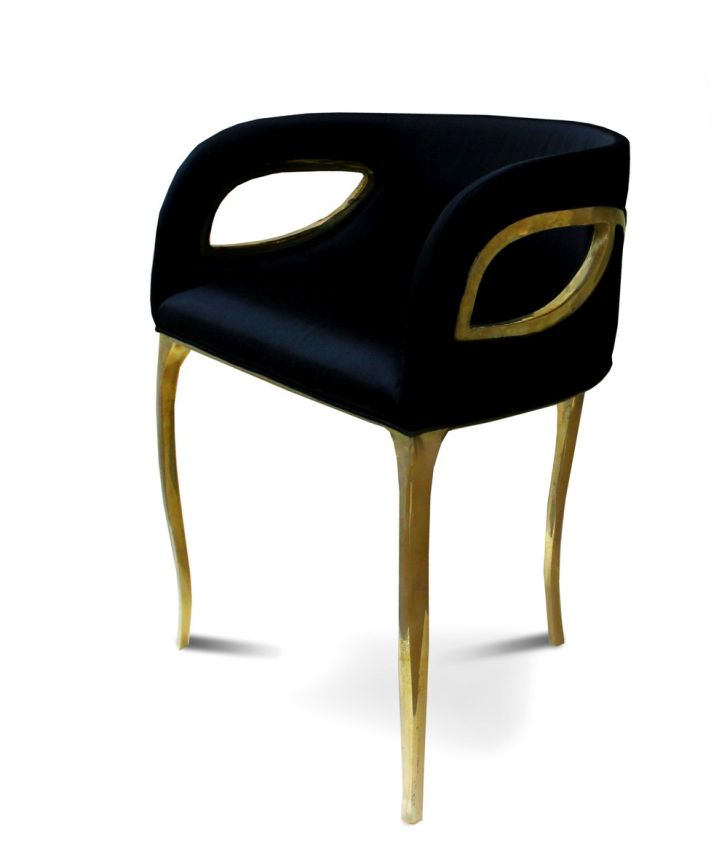 Modern Ideas of Chandra Chair Design by KOKET
