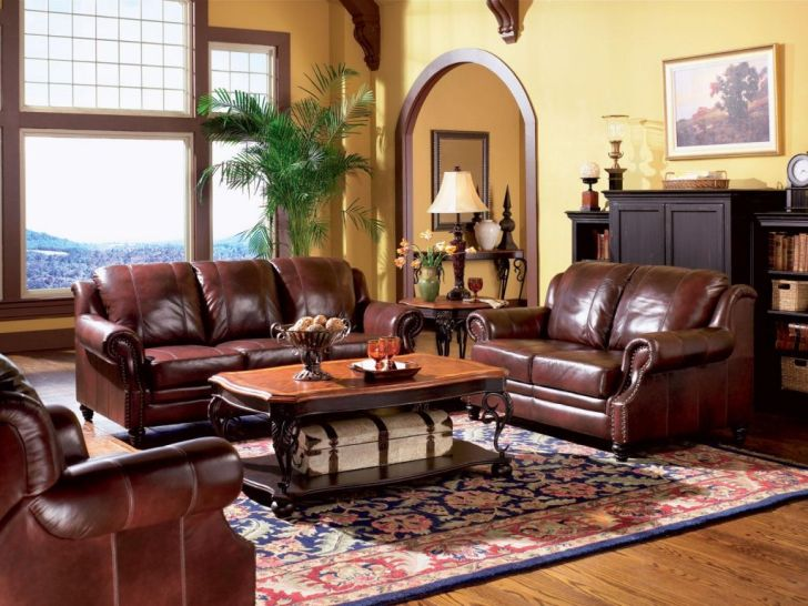 Top Grain Leather Furniture
