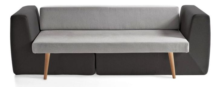 Sofista Sofa Suitable for Small Sized Home or Apartments