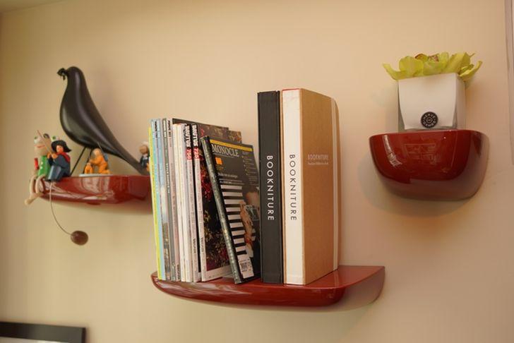 Bookniture - Clever Furniture Piece Hidden in a Notebook Cover