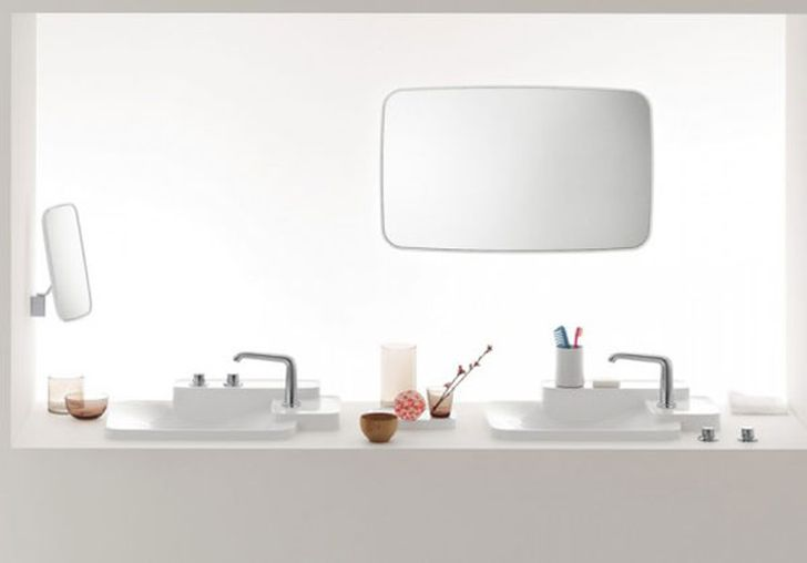 Axor Flexible Bathroom Collection Elegant Bathroom Design