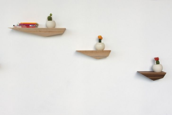 Peliships Floating Shelves
