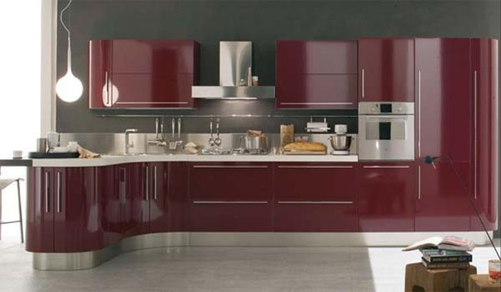 The Venere collection of Record Cucine