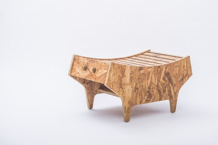 Environment Friendly Collection from Notwaste Furniture
