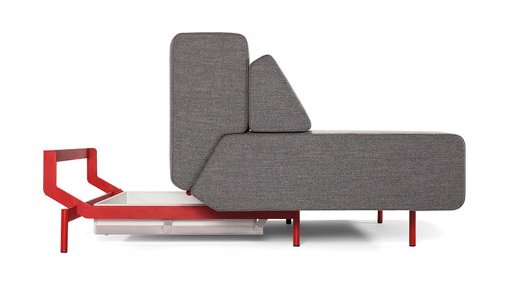 Pil-low Comfortable Multifunctional Sofa