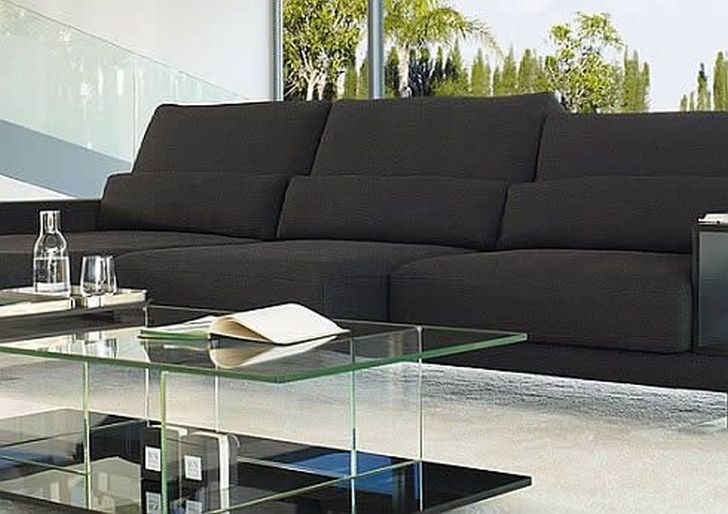 Elegant Comfort Sofa - Rolf Benz VERO