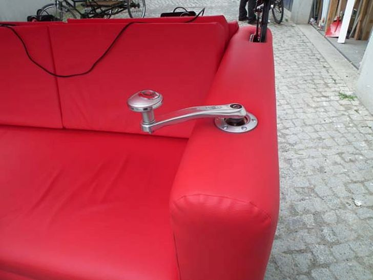 Hybrid Sofa Bike Handle 2
