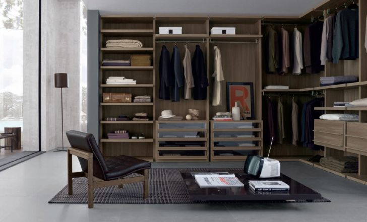 Wardrobe Furniture Collection by MisuraEmme