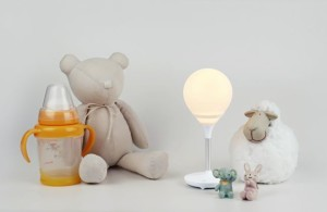 The Drop Light Suitable for Kids with Sheep and Bear Doll