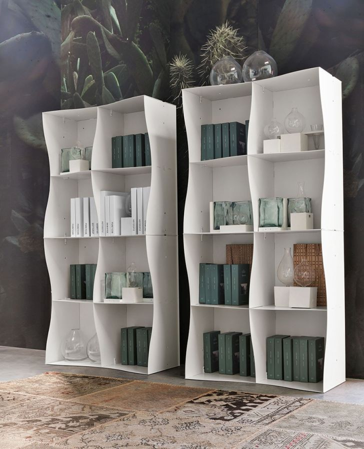 Modular Iron-ic Bookcase