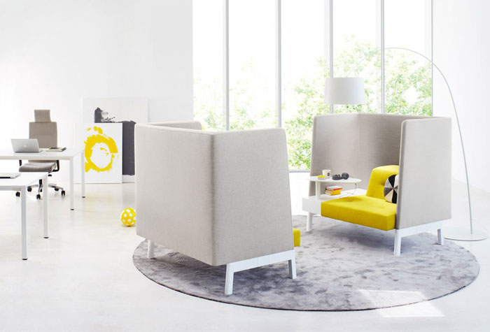 Modular Furniture System Docks