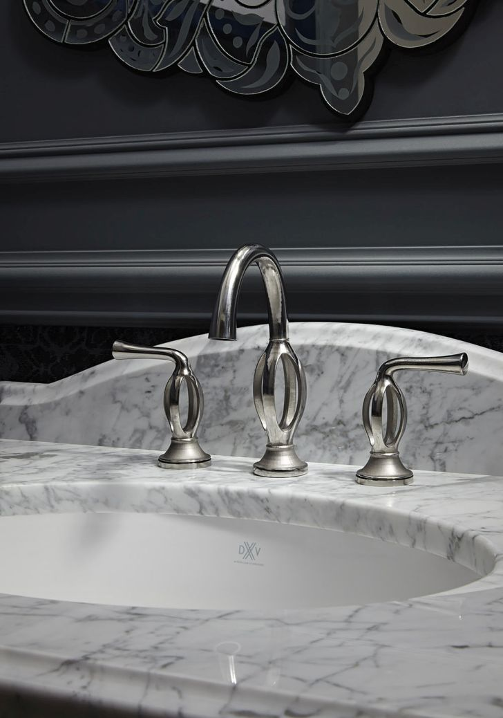 3d-printed-faucet-3D-faucets-design-on-marble-countertop-from-DVX-by-American-Standard