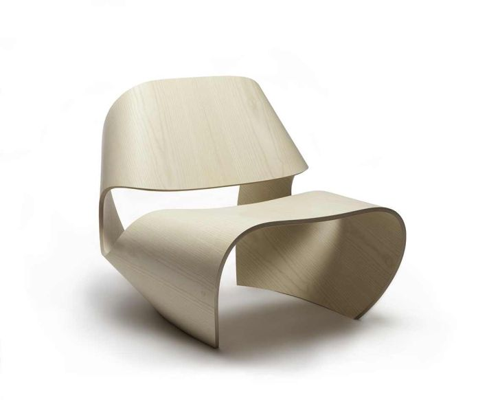 The Cowrie Chair Project as Elegant Rocking Lounger