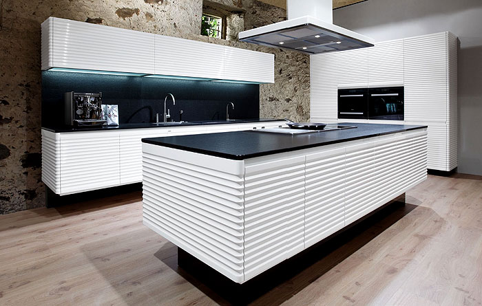 kitchen countertop sland elegant white kitchen with island and independent hood