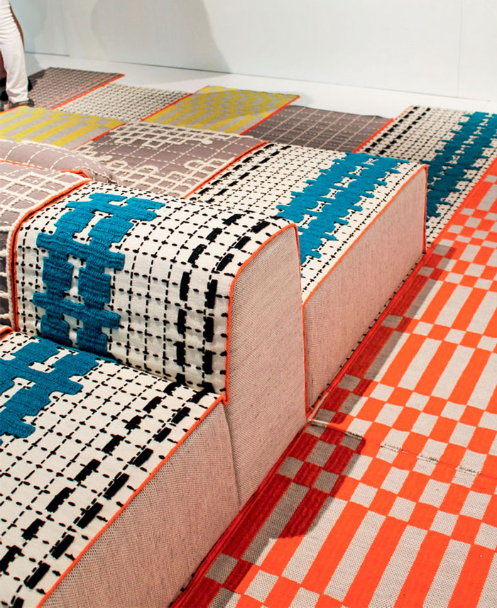 Milan Design Week Furniture Shown Milan Design Week Gan Rugs