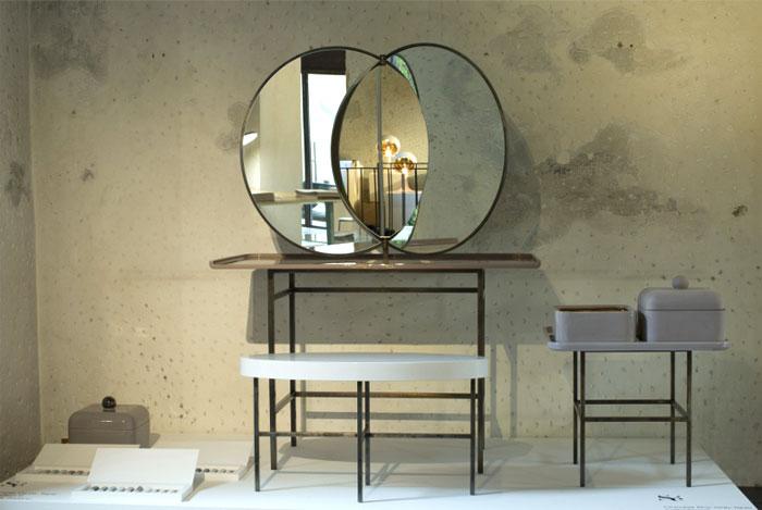 Milan Design Week Furniture Shown Milan Design Week by Se