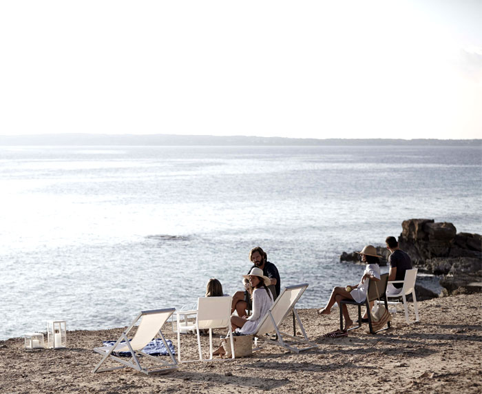 An Odyssey Outdoor Furniture Outdoor Furniture in Islands of Ibiza by Gandia Blasco