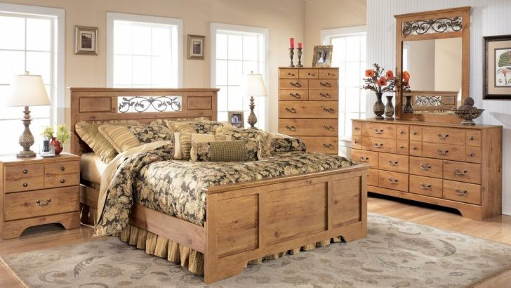 Pine Wood Furniture Pine Wood Unfinished Furniture Sets for Bedroom