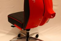 Lambretta Chair Red Chair with Lambretta Scooter Design