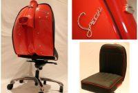 Lambretta Chair Red Lambreta Scooter Chair Collections Design