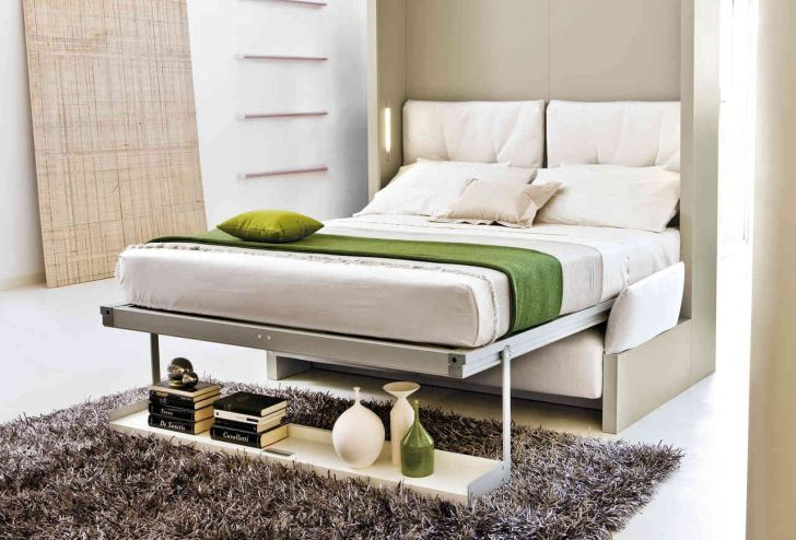 Decorate Small Bedroom Space Saving Bedroom Furniture Ideas for Small Apartment with Comfort Rug