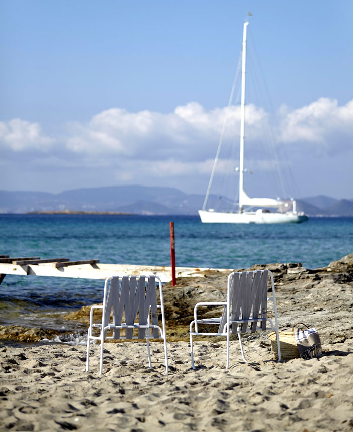 An Odyssey Outdoor Furniture Vernacular Ibiza Architecture - Journey Around Mediterranean