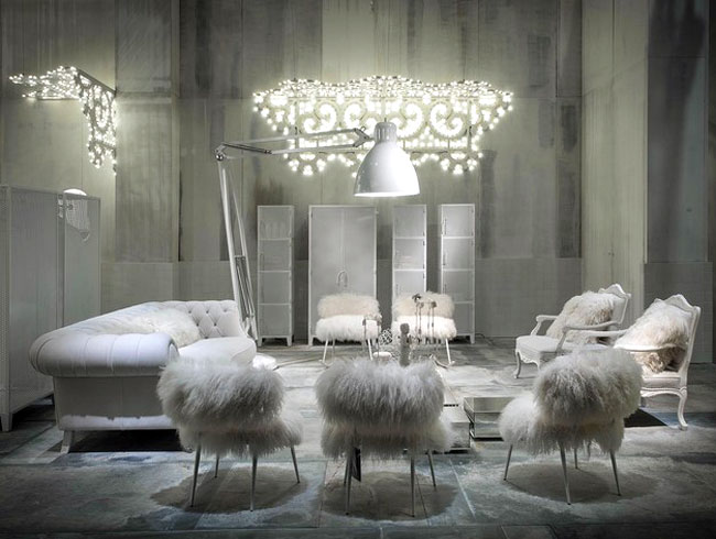 White Living Room Furniture White Baxter Furniture Magical White Fairytale Land
