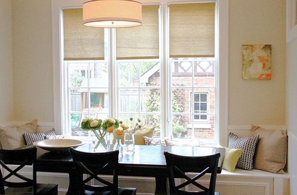 Breakfast Nook furniture contemporary-breakfast-nook-tables-and-benches-kitchen-chicago