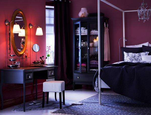 ikea-bedroom-design-ideas-feminine-flair-ikea-bedroom-design-with-edland-bed-frame