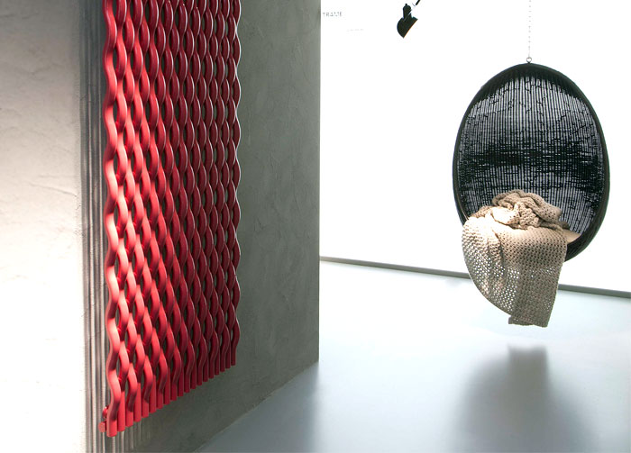 modern-radiator-covers-red-radiator-three-dimensional-sculpture-hanging-chair