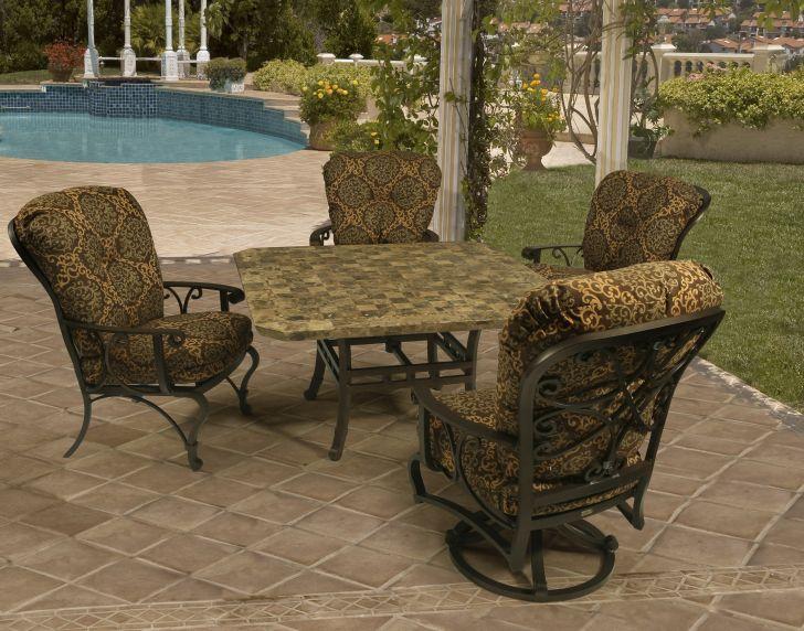 mallin patio furniture mallin calabria cushion dining furniture calabria patio furniture