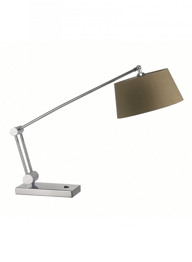 desk-lighting-ideas- torun-chrome-desk-lamp-with-french-drum-shade-in-ivory-silk-office