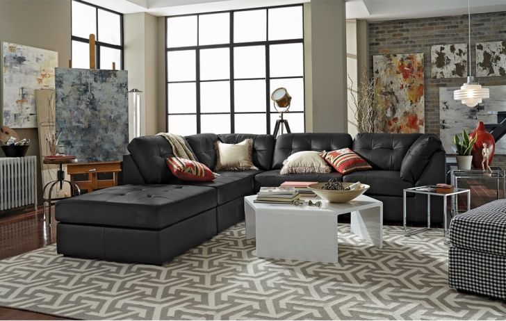 5 Pc Sectional Aventura Value City Furniture