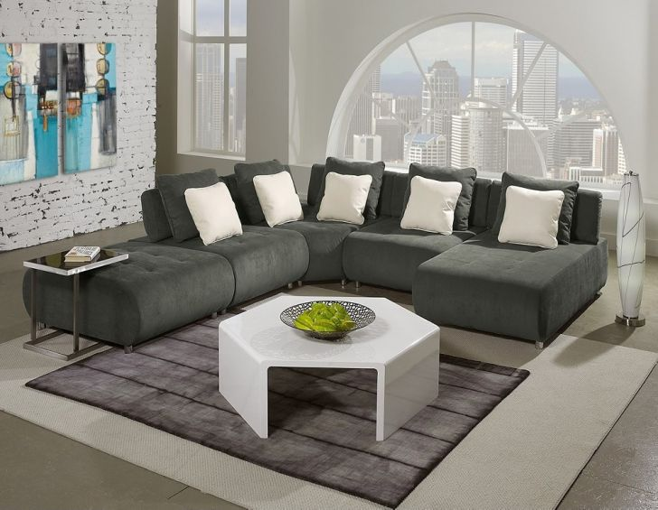 5 Piece Sectiona Bongo Value City Furniture