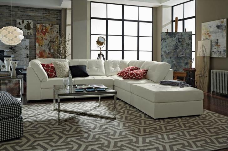 6 Pc Sectional Aventura II Value City Furniture