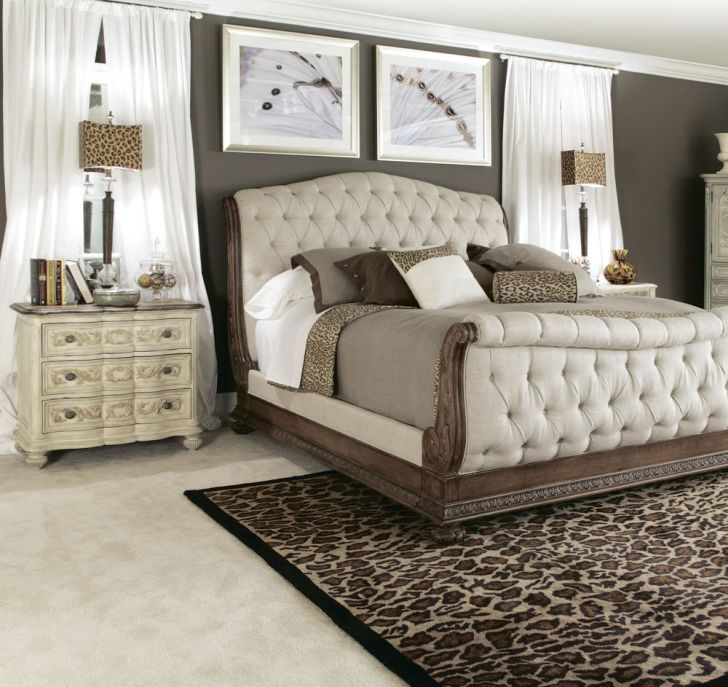 Boutique Bedroom Set in Baroque American Drew Jessica McClintock