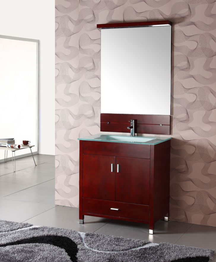Costco Bathroom Vanities - Costco Online Shopping Bathroom Vanities 60' with Glass Top and Mirror