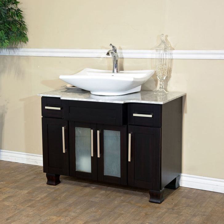 Modern Costco Bathroom Vanity with Top and Sink