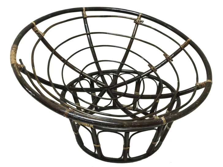 Rattan Papasan Chair Rattan Papasan Chair Without Cushion