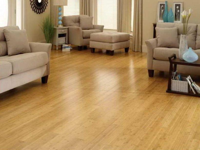 Elegant Morning Star Strand Carbonized Bamboo Flooring
