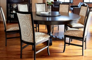 72 Inch Round Dining Table Sets with X Shaped Legs Important Things to Consider about Round Dining Table for 8 and 10 Persons